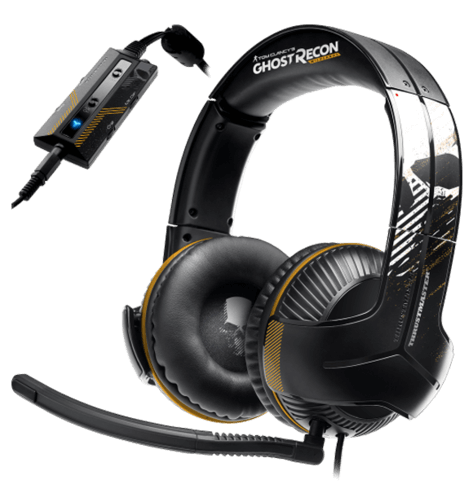 Y300CPX Gaming Headset Ghost Recon Edition