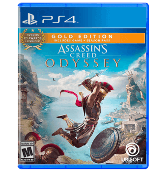 Assassin's Creed Odyssey Gold Arabic