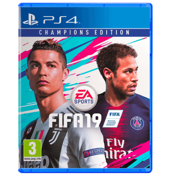 FIFA 19 Champions Edition - Region all