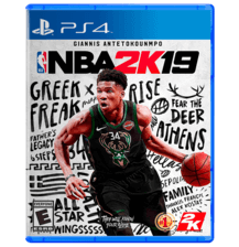 NBA 2K19 - PlayStation 4 - Used