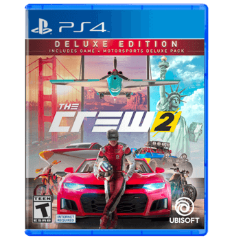 The Crew 2 Arabic Edition Deluxe