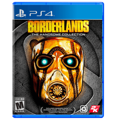Borderlands The Handsome Collection PS4 Used