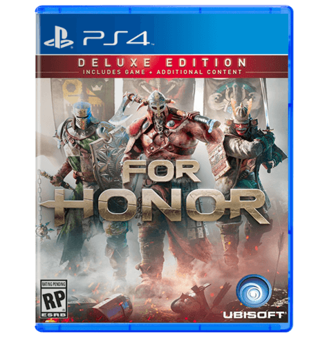 For Honor: Deluxe Edition PlayStation 4