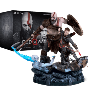 God Of War Collector's Edition (PS4)