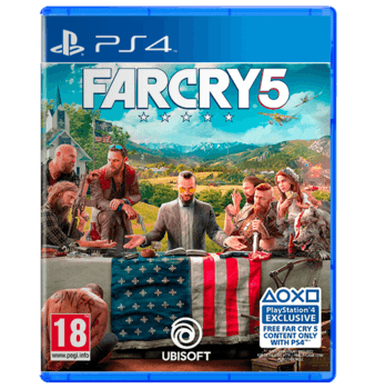 Far Cry 5 - PlayStation 4 - Used