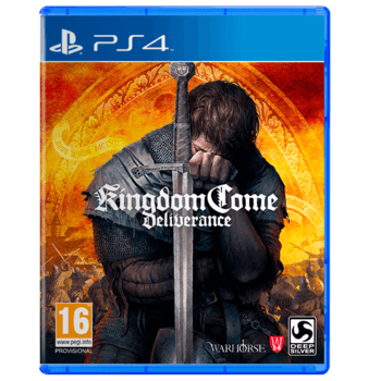 Kingdom Come: Deliverance - Used -PS4
