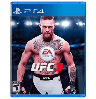 UFC 3 - Used - PlayStation 4