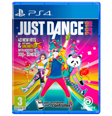 Just Dance 2018 PS4 - PlayStation 4