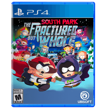 South Park: The Fractured But Whole Used - PS4