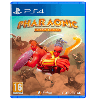 Pharaonic Deluxe Edition - PS4