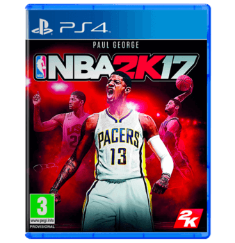 NBA 2K17 PlayStation 4