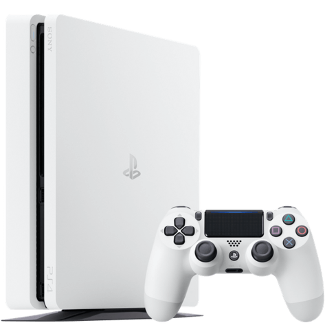 PlayStation 4 500GB Console - PS4 White