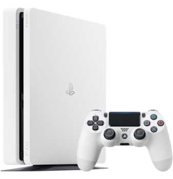 PlayStation 4 500GB - PS4 White with warranty