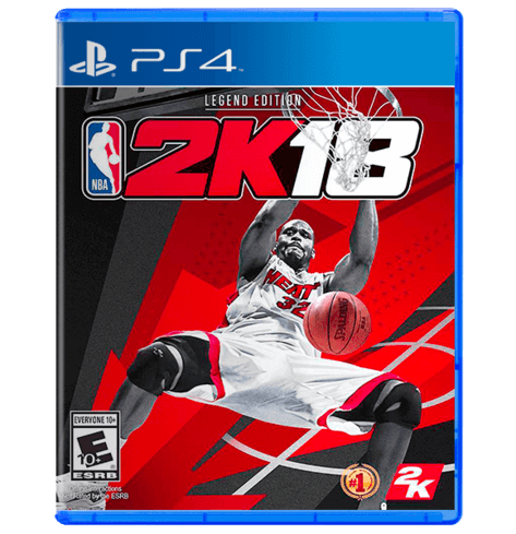 Nba 2k18 Legend Edition  PS4 - PlayStation 4