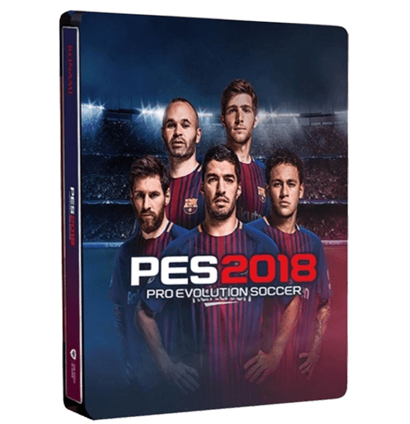 PES 2018 Legendary Edition - PS4