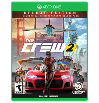 The Crew 2 Deluxe Edition - Xbox One