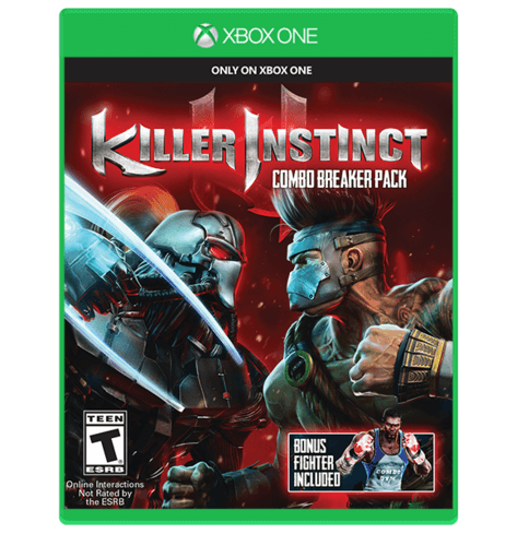 KILLER INSTINCT COMBO BREAKER PACK – Xbox One