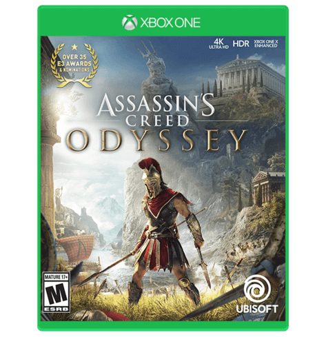 Assassin's Creed Odyssey - Xbox One Arabic Edition