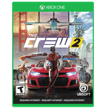 The Crew 2 Arabic Edition - XBOX ONE
