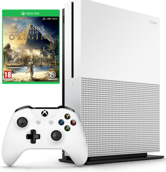 Xbox One S 1TB Assassin's Creed Origins Bundle