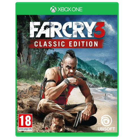 Far Cry 3 Classic Edition - Xbox One