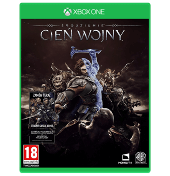 Middle-earth: Shadow of War (Xbox One) Used