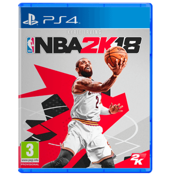 NBA 2K18 - Used - PS4