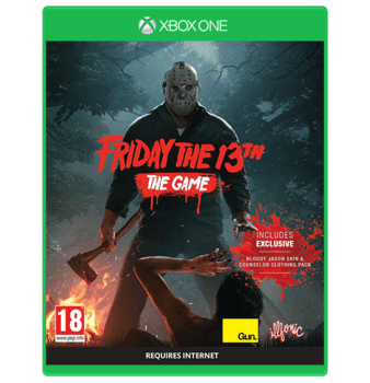 Friday the 13th: The Game - Xbox One Used