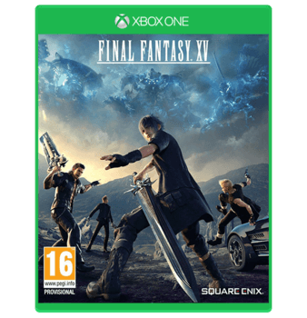 Final Fantasy XV - Xbox One Used