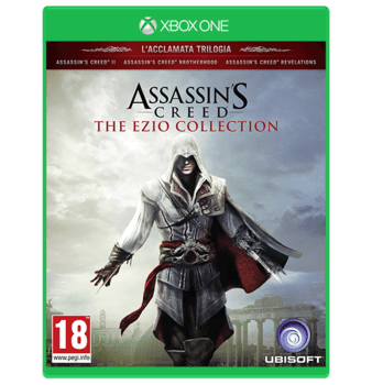 Assassin's Creed The Ezio Collection - Xbox One Used