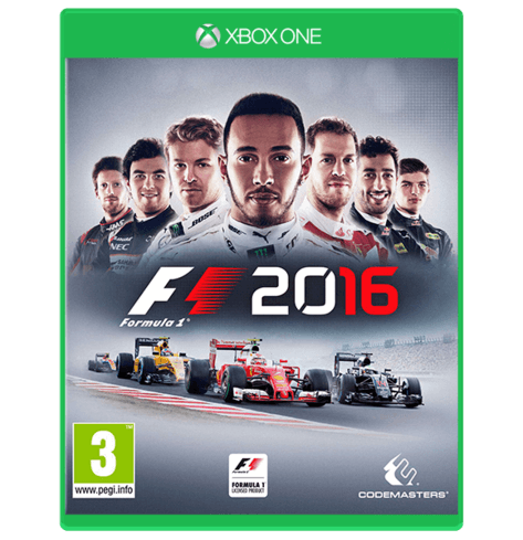 F1 2016 Limited Edition (Xbox One)