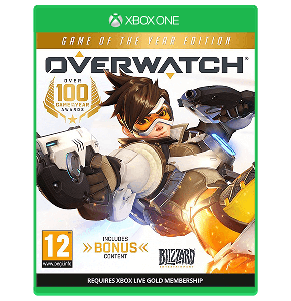 Overwatch Game of the Year Edition Xbox One