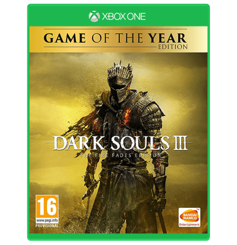 Dark Souls 3 The Fire Fades - Xbox One Used