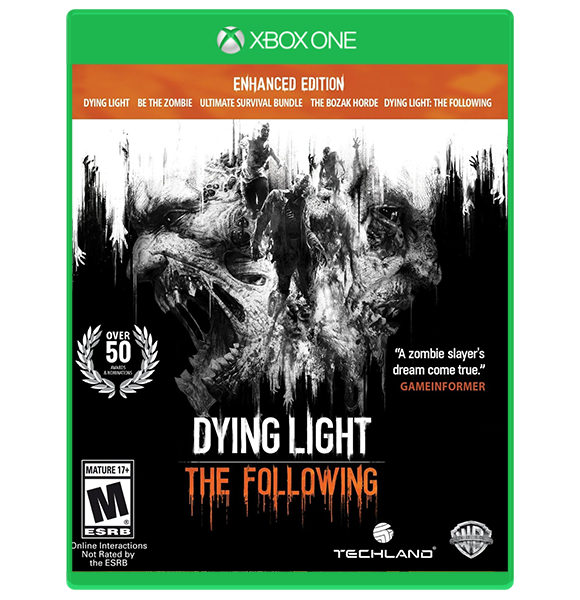 Dying Light: The Following - Xbox One Used