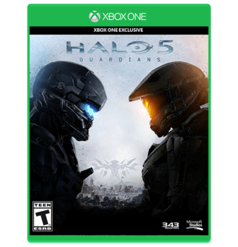 HALO 5: GUARDIANS Used