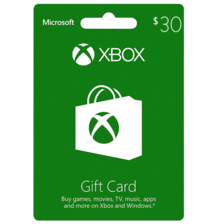 Xbox $30 Gift Card - US Digital Code