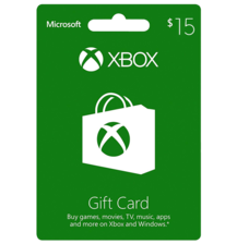 Xbox $15 Gift Card - US Digital Code