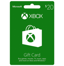Xbox $20 Gift Card - US Digital Code