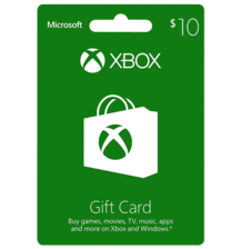 Xbox $10 Gift Card US Digital Code