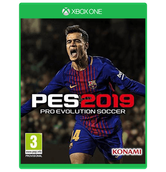 PES 2019 Xbox One - Standard Edition