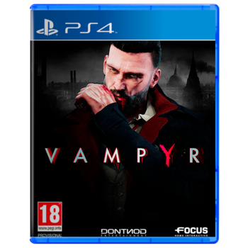 Vampyr - PlayStation 4 - Used