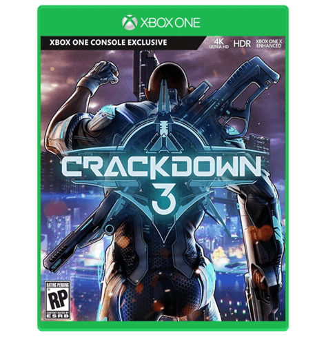 Crackdown 3 Used