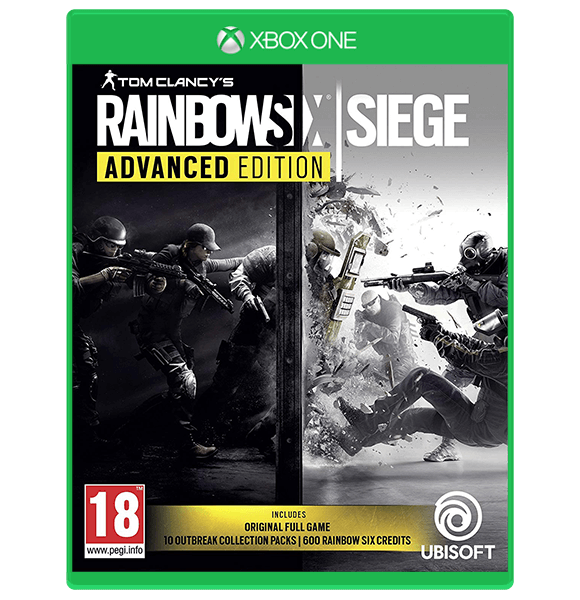 Rainbow Six Siege Advanced Edition - Xbox One