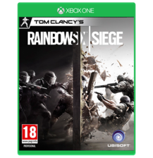 Tom Clancy's Rainbow Six Siege - Xbox One Used