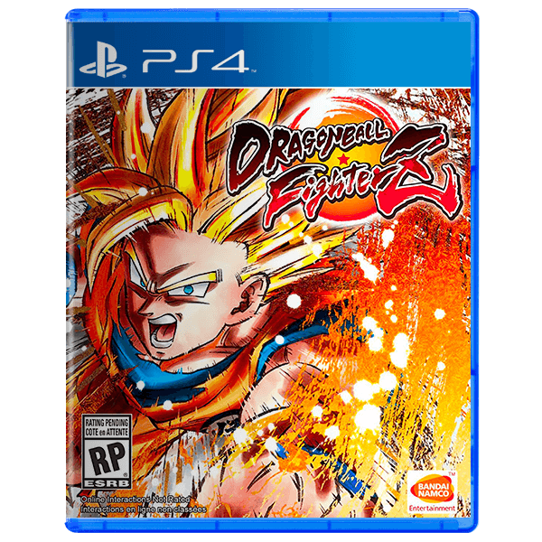 Dragon Ball FighterZ - PS4 - Used
