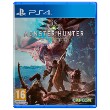 Monster Hunter World - Used - PlayStation 4