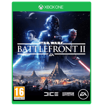Star Wars Battlefront 2 (Xbox One) Used
