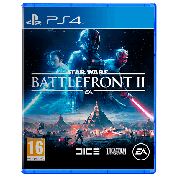 Star Wars Battlefront 2 (Used) - ps4