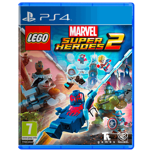LEGO Marvel Superheroes 2 (Used) -PS4