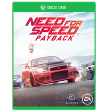 Need for Speed Payback XBOX ONE  - XB1 Used